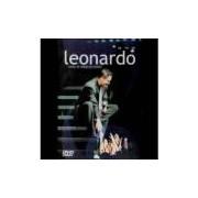 DVD Leonardo - Todas As Coisas Do Mundo