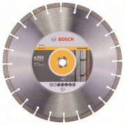 Диск диамантен за рязане Expert for Universal, 350 x 20/25,40 x 3,2 x 12 mm, 1 бр./оп., 2608602571, BOSCH