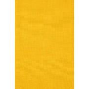 Paturica bebe Jollein Basic tricot galben 100x150 cm