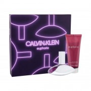 Calvin Klein Euphoria подаръчен комплект EDP 50 ml + лосион за тяло 100 ml за жени