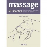 Deltas Massage 50 kaarten 1 Set