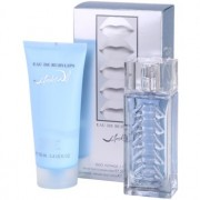 Salvador Dali Eau De Ruby Lips подаръчен комплект II. тоалетна вода 50 ml + мляко за тяло 100 ml