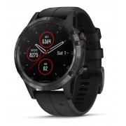 Garmin fenix 5 Plus Sapphire GPS - Black - 010-01988-01