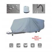 Качествен брезент за автомобил или каравана [pro.tec]® 426x225x220 cm