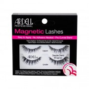 Ardell Magnetic Lashes Double Demi Wispies 1 ks magnetické mihalnice pre ženy Black