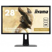 IIYAMA 28'' GB2888UHSU-B1 Gold Phoenix 4K DP/HAS/SPEAKERS/USB - DARMOWA DOSTAWA!!!