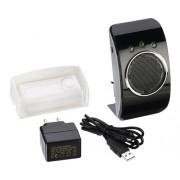 Sonerie fara fir Avidsen Loomax MP3 max. 150m, culoare negru/alb