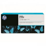 Мастилена касета HP 771C 775-ml Light Gray Designjet Ink Cartridge, B6Y14A