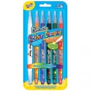 Galt - Elmer Paintastics 5 Colour Changing Pens + Magic Wand