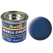 REVELL blue mat
