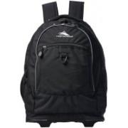 High Sierra FREEWHEEL WH BACKPACK-BLK/BLK Waterproof Backpack(Black, 30 L)