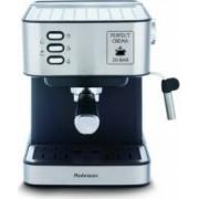 Espressor Rohnson R982 850W 20 bari 1.6l sistem de spumare Inox
