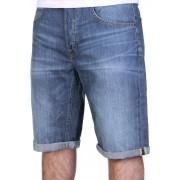 Lee 5 Pocket Herren Shorts blau