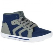 ShoetoeZ Arrow Mens Casual Blue Canvas shoes Mens Multi Activity shoe Size 7 - 10. Proudly Made in India!