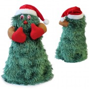 [lux.pro]® Tančící a zpívající vánoční stromek RS28003