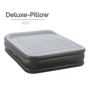 Intex Colchón hinchable Deluxe Pillow Rest de INTEX