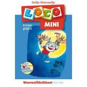 Boosterbox Mini Loco - Dolfje Weerwolfje: Weerwolfduikboot (AVI M5 8-9 jaar)