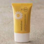 Cremă protecție solară minerală Innisfree Perfect UV Protection Cream Triple Care