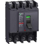 Intreruptor automat compact nsx630n -630 a- 4 poli - fara unitate de declansare - Separatoare de sarcina compact nsx <630 - Nsx400...630 - LV432808 - Schneider Electric