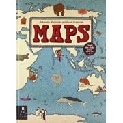 Maps/Aleksandra Mizielinska, Daniel Mizielinski