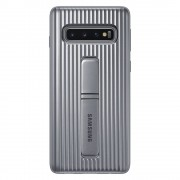 Samsung Protective Standing Cover Galaxy S10 - Silver