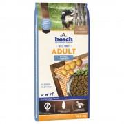 Bosch -5% Rabat dla nowych klientówbosch Adult Fish & Potato, ryba i ziemniak - 15 kg Darmowa Dostawa od 89 zł i Promocje urodzinowe!