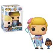 Pop! Vinyl Figura Funko Pop! - Bo Peep y Giggles McDimples - Toy Story 4
