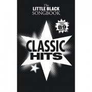Music Sales The Little Black Songbook Classic Hits Songbook