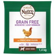 14,5кг Grain Free Adult Dog Nutro, суха храна за кучета с пиле