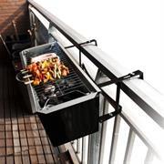 Metalix Balcony Braai - 421 - Weather-resistant
