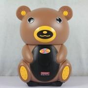 Sistem karaoke cu microfon wireless Little Panda