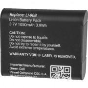 Green baterie Cell Li-90B / Li-92B ® pentru Olympus Tough TG-1 TG TG-2-3 tracker Stylus TG-SH-1 SP-100 XZ-2 VoiSquare 3,7V 1050mAh