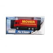 Camion Action Truck - Rosu - Scara 1:87