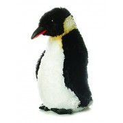 "Aurora Plush Mini Emperor Mini Penguin Flopsie 8"" by Aurora"