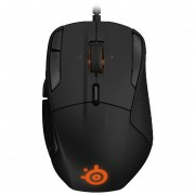 MOUSE STEELSERIES RIVAL 500 BLACK USB (PC-STEEL 62051)