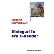 Dialoguri in era E-Reader
