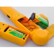 Détecteur et testeur de câble, kit éméteur/récepteur 100-300kHz