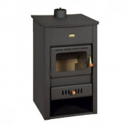 Semineu Combustibil Solid Prity K2 Cp, Lungime 51 Cm, 10 Kw