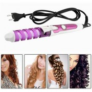 Hair Curler - Hair Styler - Electric Hair Curler - DRAKE Professional NHC 8558 (Pink)