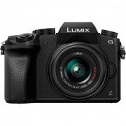 Panasonic Lumix DMC-G7 Zwart + 14-42mm
