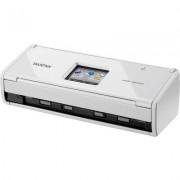 Компактен безжичен двустранен скенер Brother ADS-1600W