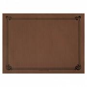 Set de table 31x43cm CHOCOLAT - Carton de 2000 unit