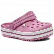 Чехли CROCS - Crocband Clog K 204537 Party Pink