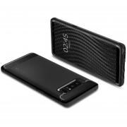 Carcasa Samsung Galaxy Note 8 Rugged Armor Spigen Negra