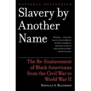 Slavery by Another Name: The Re-Enslavement of Black Americans from the Civil War to World War II, Paperback