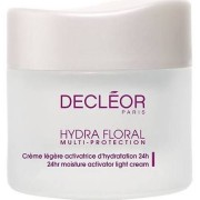 Decleor hydra floral multi-protection 24hr moisture activator light cream 50ml