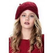 Estee Red barett piros uni