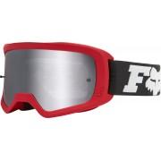 FOX Main II Linc Motocross Googles Red One Size