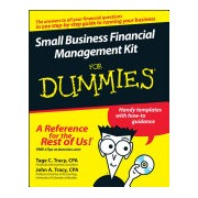 Small Business Financial Management Kit For Dummies (Tracy Tage C.)(Paperback) (9780470125083)
