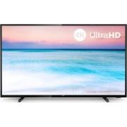 Televizor Philips LED Smart TV 50PUS6504/12 126cm Ultra HD 4K Black